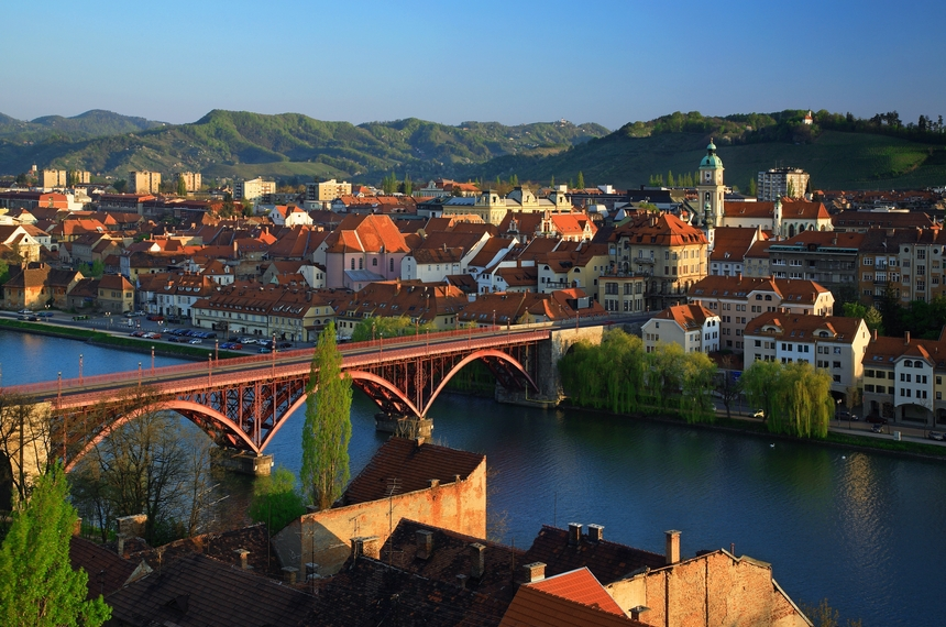 Maribor, European Capital of Social Economy 2018